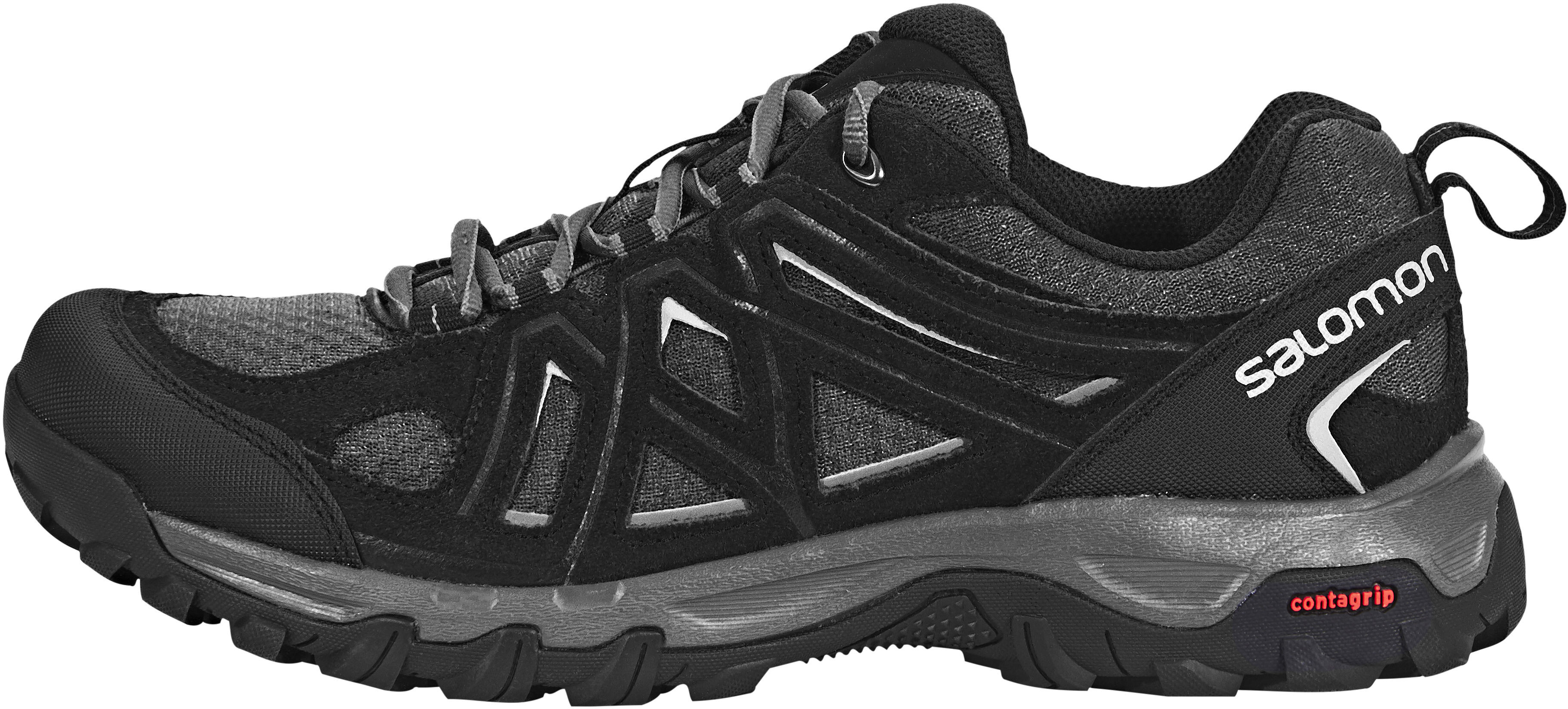 aced08ad59e2 Salomon Evasion 2 Aero Shoes Men Black Magnet Alloy